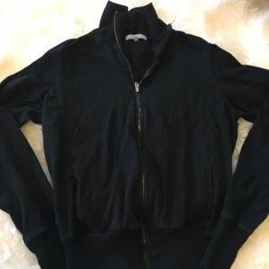 James Perse zip up cotton jacket